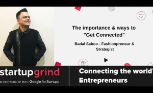Startup Grind Pune hosts Badal Saboo – Fashionpreneur & Strategist
