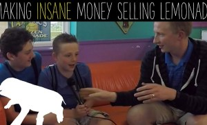 $10,000 A Summer with Cam & Mac's Frozen Lemonade – How To Make Money As A Kid