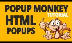 Adding Pop Up Monkey To Your HTML Pages