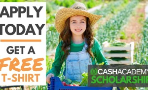 Cash Academy Scholarship- The First Scholarship For Teen Entrepreneurs