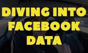 Facebook Ads Stressing You Out? You Need To Start Looking At The Data…