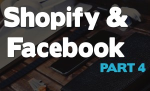 How I Generally Do Facebook Adverts For Shopify