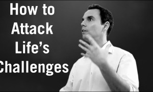 How to Attack Life's Challenge with Grace