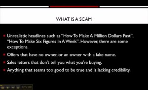 How To Avoid Scams Online