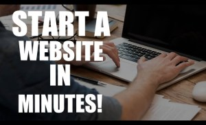 How To Create A Website From Scratch In 5 Minutes! (Super Easy)