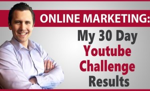 My 30 Day Youtube Challenge Results