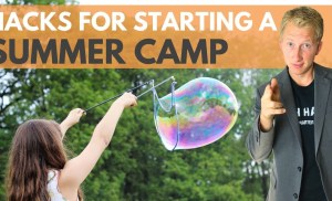 Summer Camp Hacks For Making Money As A Teen
