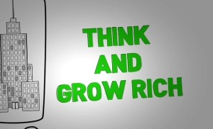 THINK AND GROW RICH BY NAPOLEON HILL ANIMATED BOOK REVIEW
