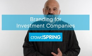 Why It's Important To Brand Your Investment Company