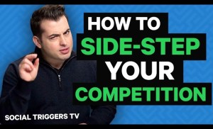 Worried about competition? See how you can make them irrelevant.