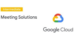 Meeting Solutions: How to Build Them, How to Manage Them, and How to Win at Them (Cloud Next '19)