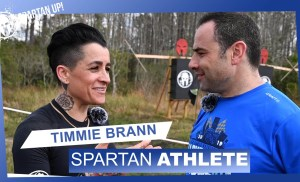 Finding A Gym That Offers Variety – Timmie Brann  // Spartan ATHLETE 014