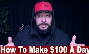 How To Make $100 A Day With No Money 2019 (Affiliate Marketing)