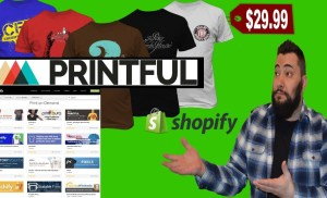 How To Make $200 A Day With Print On Demand. Starting A Clothing Business In 2019