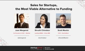 Startup Grind BCN Tech Conference 2019, Panel