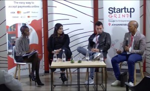 StartUp Grind Johannesburg – Fireside chat with Funders