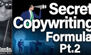 How To Sell Anything – Copywriting Secrets Simple 7-Step Formula Pt.2