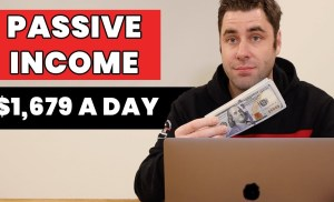 Passive Income: How I Made $1,679 A Day Online In April 2019 (3 Ways)