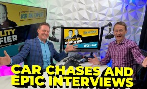 Car Chases and Epic Interviews with Mike Koenigs and Dustin Mathews