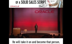 How a solid sales script gives you power in sales