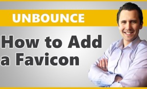 Unbounce: How to Add a Favicon