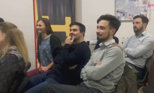 Startup Grind Chisinau: The Million Dollar Investment Screw-up with Victor Horcasitas