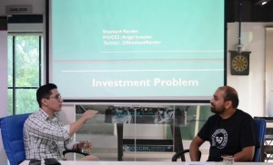 Fireside Chat with Shashank Randev (Head Investments, PIOCCI & Angel Investor)