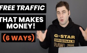 How To Get Website Traffic For FREE. 6 Ways To Grow Your Website & Blog!
