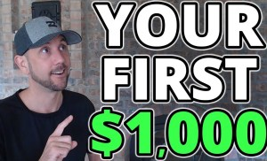 How To Make $1000 Per Month Online – Simple Beginner Friendly Process