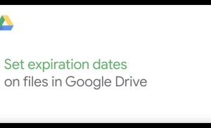 How To: Set expiration dates on files in Google Drive