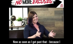 No more excuses!
