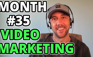 Video Marketing Month 35 Update – Track My YouTube Marketing Growth & Content Marketing Results Here