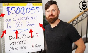 $500,059 With Clickbank In 30 Days | How To Become A Teacher Online