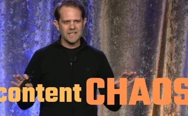 #ContentTECH 2019 – Organizational Silos? How to Battle Content Chaos and Win – Dusty Dimercurio