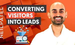 The Number 1 Hack to Converting Visitors into Leads   Lead Generation Tips
