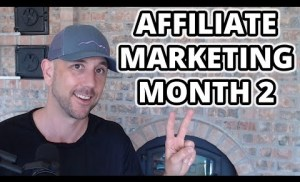 Affiliate Marketing Website Research – Month 2 Of The Affiliate Marketing Case Study