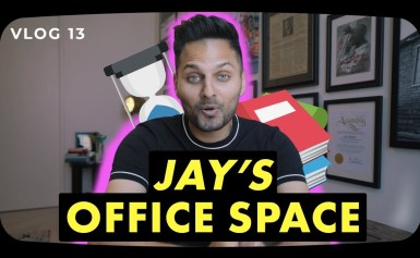 Jay Shetty Invites You Into His Creative Office | Inside the Mind | Episode 13