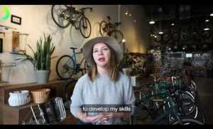 Member Testimonial – Kristie Holt, Local Hub Bicycle Company