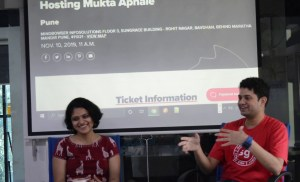 Startup Grind Hosts Mukta Aphale VP Reliability Engineering at MPL.