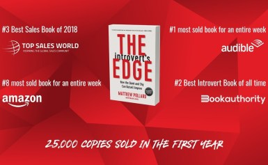 The Introvert's Edge Teaser – With Rights Sold