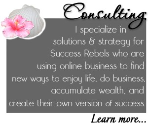 Awaken Dreams Consulting - I specialize in solutions and strategy for Success Rebels who are using online business to find new ways to enjoy life, do business, accumulate wealth, and create their own version of success. Learn more...