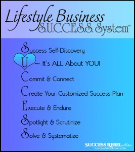 Lifestyle Business SUCCESS System™ - The Success Rebelution