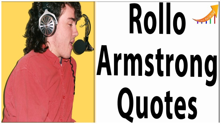 Rollo Armstrong quotes