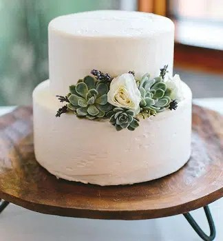 Succulent Cake Topper Products Urban Succulents