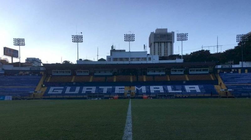 Estadio de fútbol donde se juega el torneo de clausura 2020