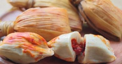 deliciosos chuchitos guatemaltecos, comida típica de Guatemala