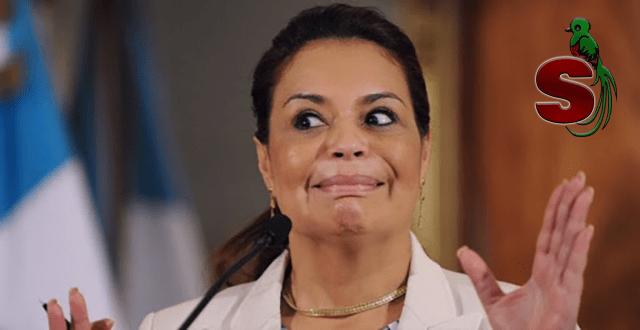 Vice presidente de Guatemala Roxana Baldetti Elías, encarcelada por corrupta