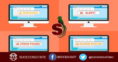 Imagen de las diferentes formas de ciberataques