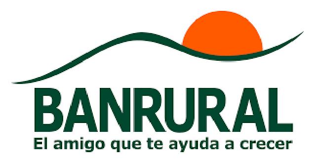 Logotipo del Banco de dessarrollo Rural Banrural