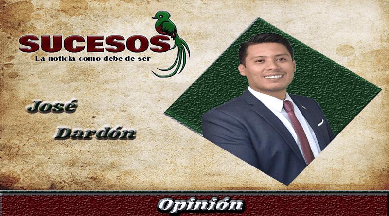 Columnista de Sucesos Guatemala José Dardón